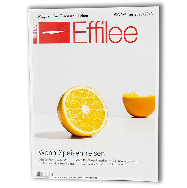 Effilee - magasinet om at spise og leve, Issue 23, 1 St - Non Food / Hardware / grill tilbehør - printmedier -
