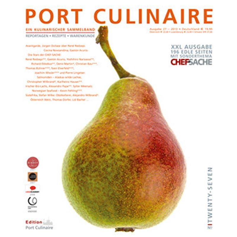 Port Culinaire - Gourmet Magazine, Issue 27, 1 St - Non Food / Hardware / grill tilbehør - printmedier -