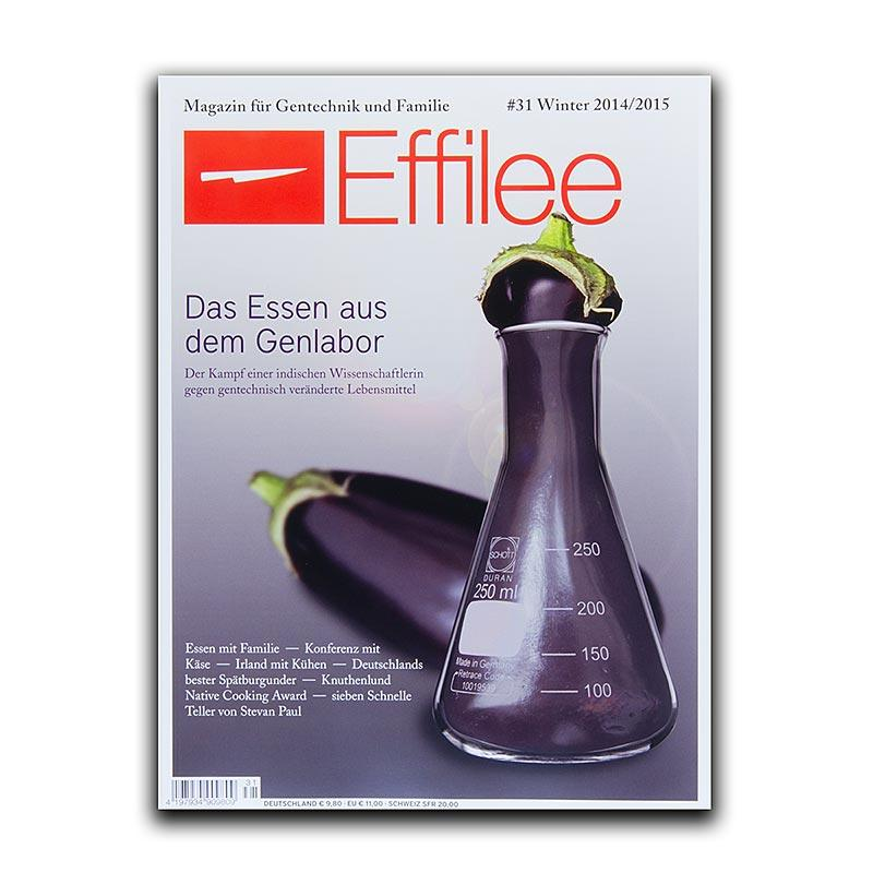 Effilee - magasinet om at spise og leve, Issue 31, 1 St - Non Food / Hardware / grill tilbehør - printmedier -
