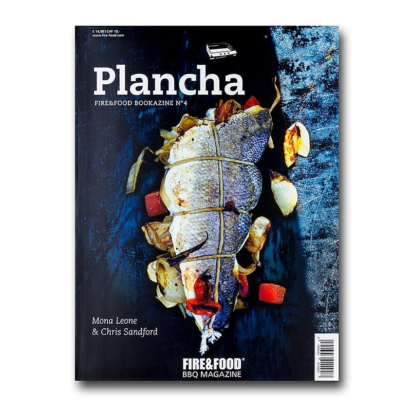 Plancha, Mona Leone & Chris Sandford, 1 St - Non Food / Hardware / grill tilbehør - printmedier -