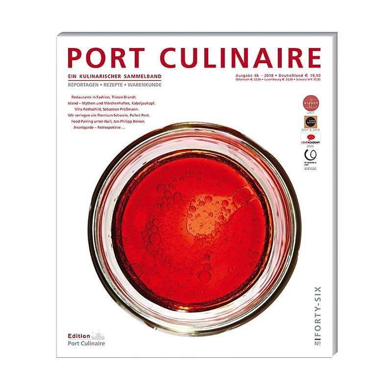 Port Culinaire - Gourmet Magazine, Issue 46, 1 St - Non Food / Hardware / grill tilbehør - printmedier -