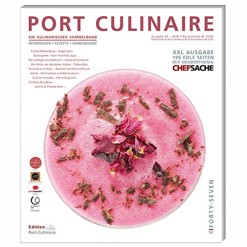 Port Culinaire - Gourmet Magazine, Issue 47, 1 St - Non Food / Hardware / grill tilbehør - printmedier -