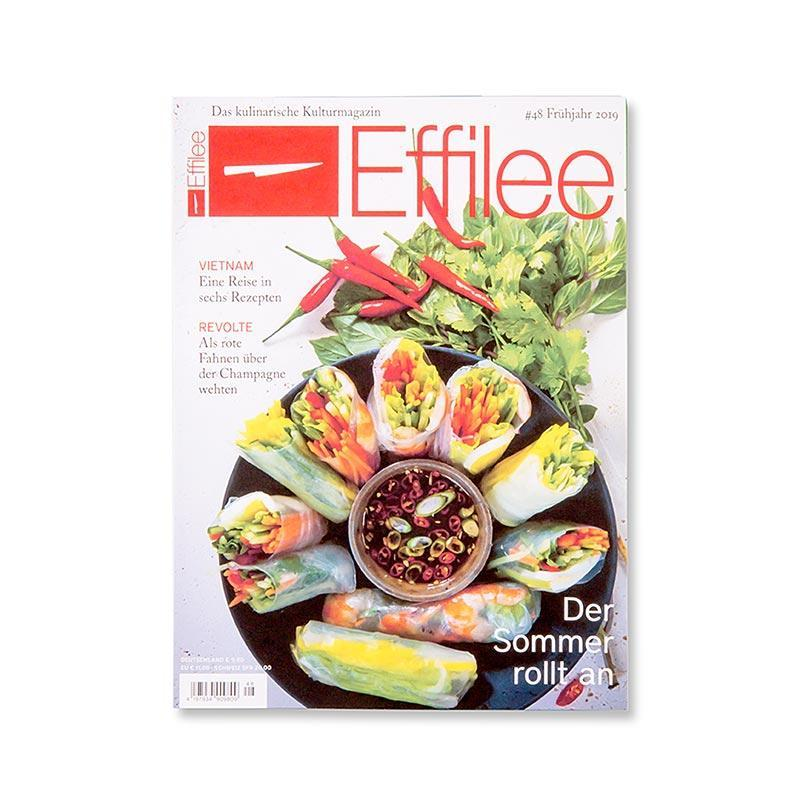 Effilee - magasinet om at spise og leve, Issue 48, 1 St - Non Food / Hardware / grill tilbehør - printmedier -