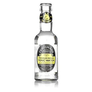 Fentimans - Indian Tonic Water, 800 ml, 4 x 200 ml - kaffe, te, sodavand - Sodavand -