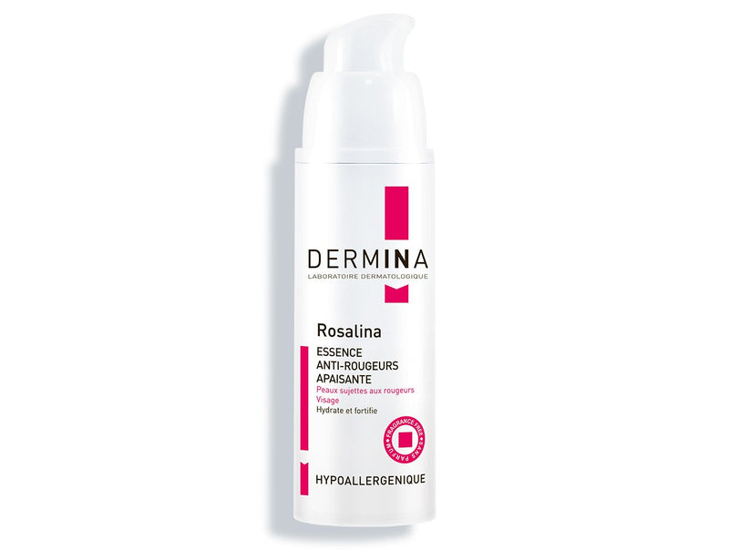 Soothing Anti-Redness Essence Rosalina, Dermina