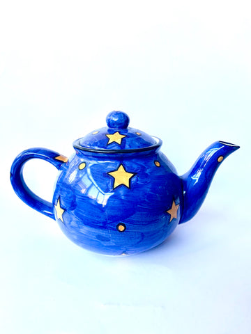 Starry Tea Pot