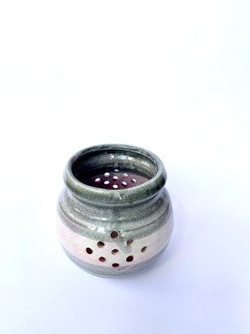Sage Tea-light Candle Holder
