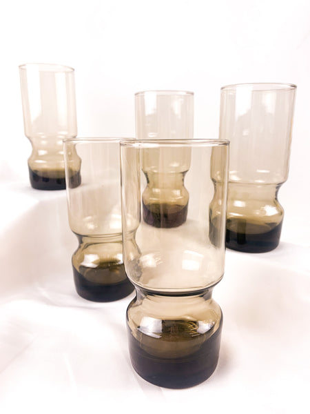 The Smokey Ultimate 70's Glasses (large, set of 5)