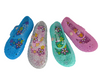 Lil Wendy Toddler–Blue Ballet Flat–Mary Jane-Jelly Shoes
