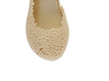 Lil Wendy–Cream Wedges- Mary Jane-Children's Jelly Shoes