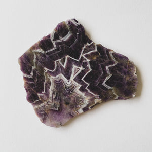 Amethyst Slice Small IV