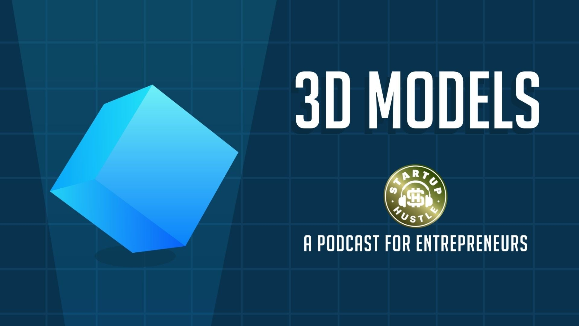 Start Up Hustle Podcast Discusses 3D Models For eCommerce