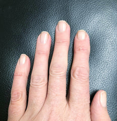 Collagen Tea for Nails, Collagen for nails, nail growth with collagen. collagen peptides to support nails. brittle nails and collagen.