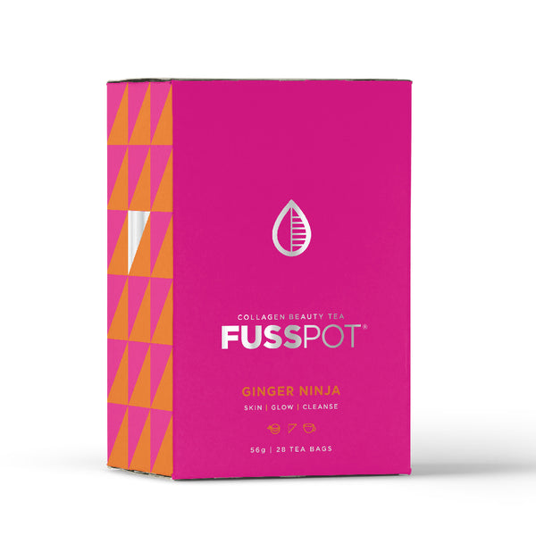 Fusspot Beauty Tea Ginger Ninja