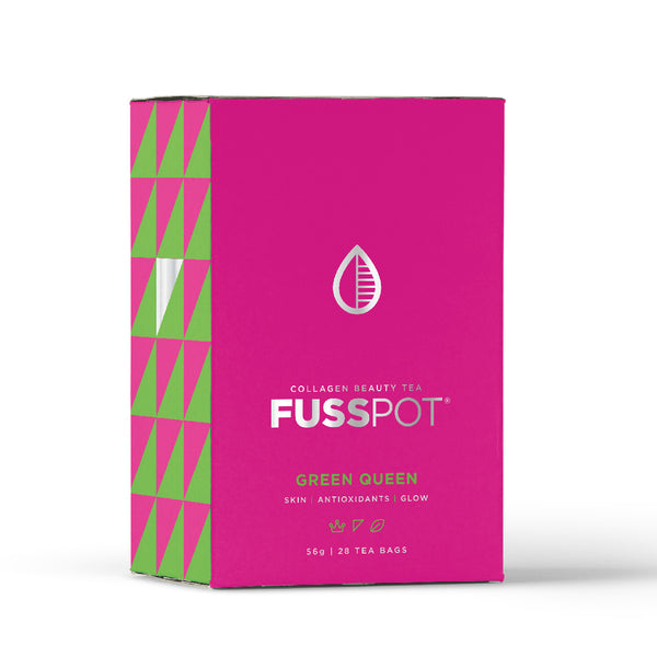 Fusspot Beauty Green Queen