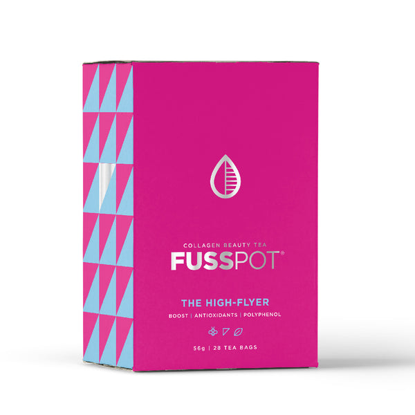 Fusspot Beauty Tea The High-Flyer
