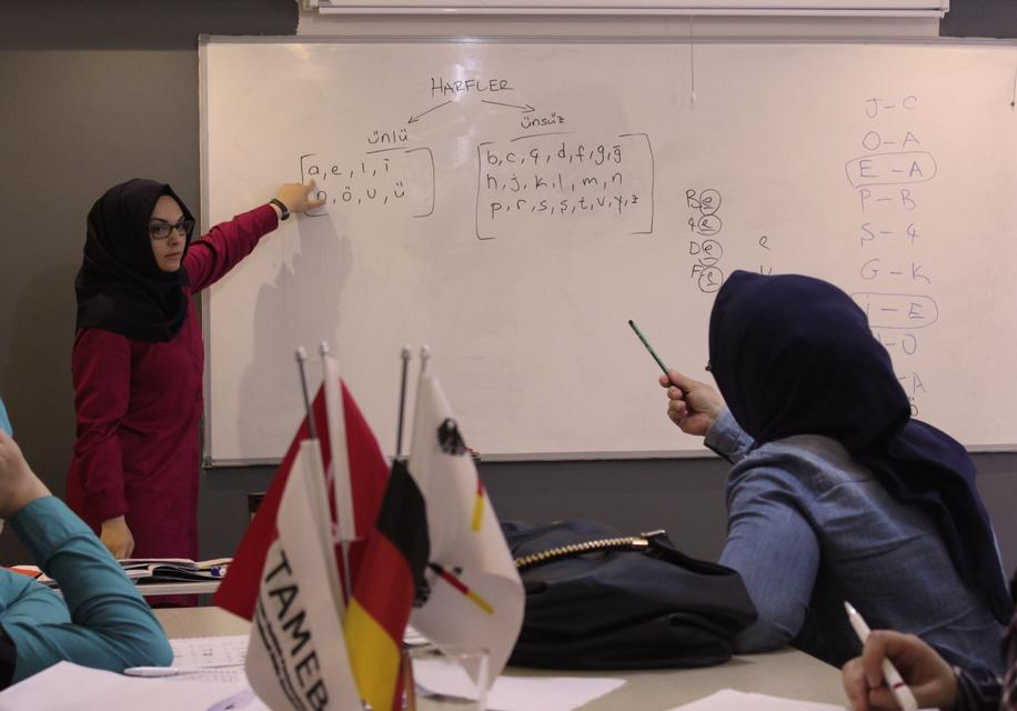 The collective has access to Turkish and English language support to ease the difficulties of social integration. Additionally computer classes alongside entrepreneurship skills are fostering the empowerment of the group, towards a future where their lives are in their own hands.