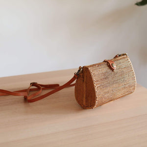 Bali Envelope Rattan Bag Premium Quality Unique Handmade Gifts And Accessories - Ganapati Crafts Co
