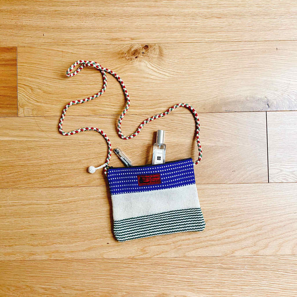 WSDO fair trade patchwork side bag Premium Quality Unique Handmade Gifts And Accessories - Ganapati Crafts Co