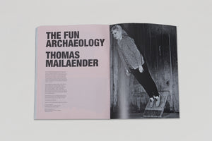 Thomas Mailaender — THE FUN ARCHAEOLOGY