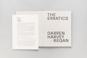 Darren Harvey-Regan — THE ERRATICS