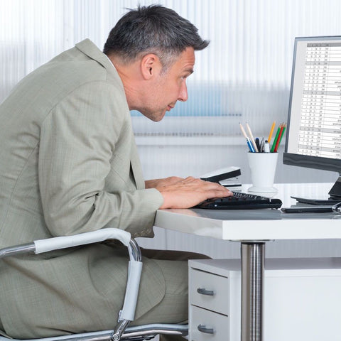 Improve your posture at the office