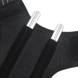 Posture brace with extra back support