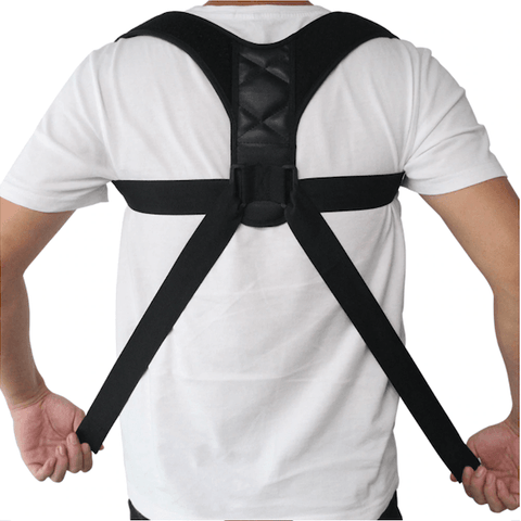 How to wear a posture corrector