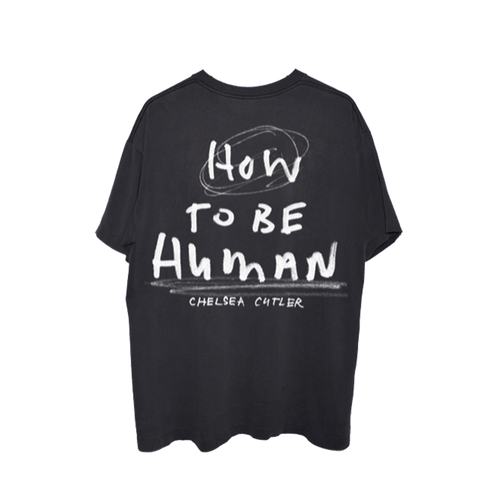 How To Be Human Album Cover T-shirt