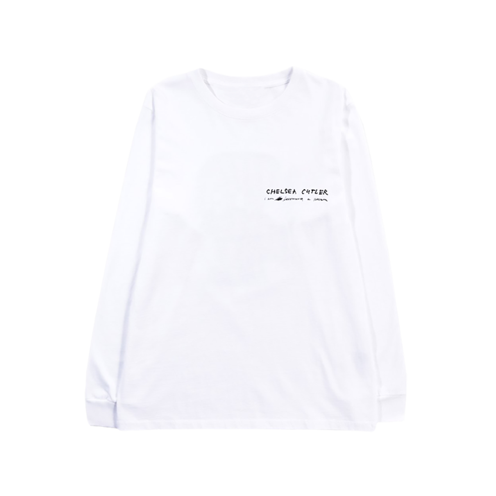 How To Be Human White Long Sleeve + Digital Album