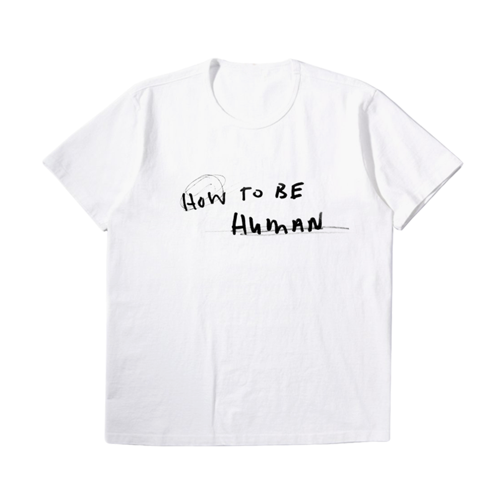 Human T-shirt + Digital Album