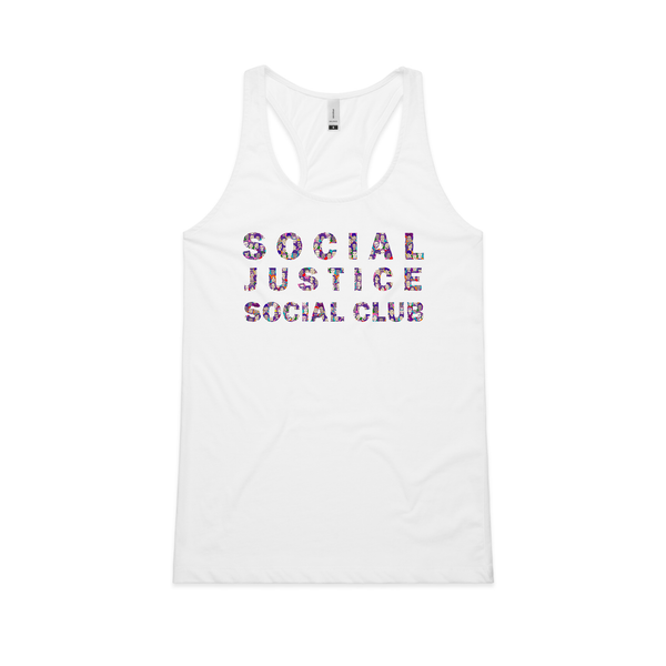 "SJSC ""Proud Together"" RACERBACK TANK"