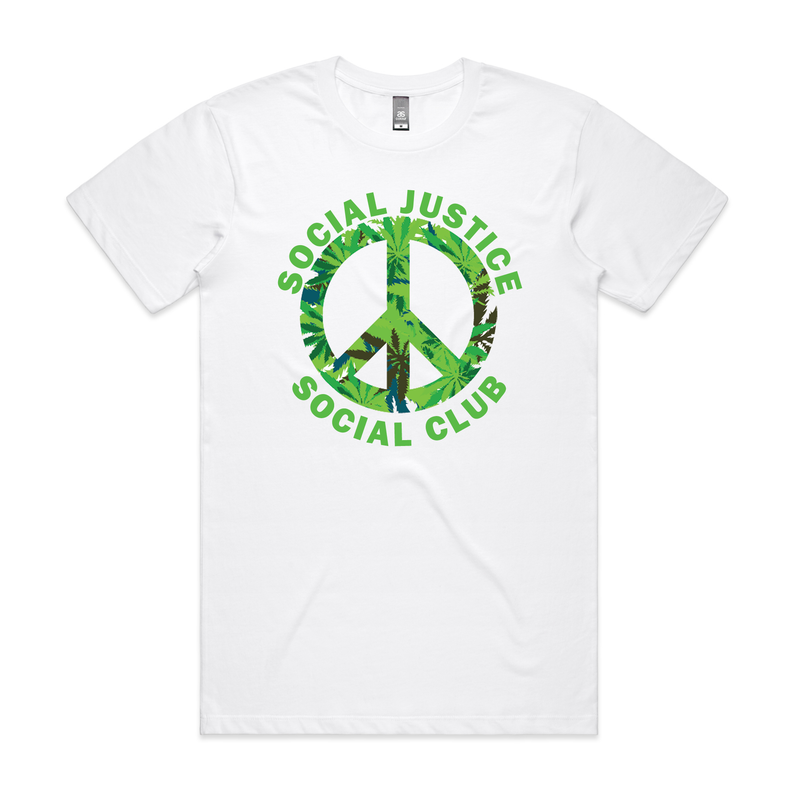 "SJSC ""Peaceful Plants"" T-Shirt"