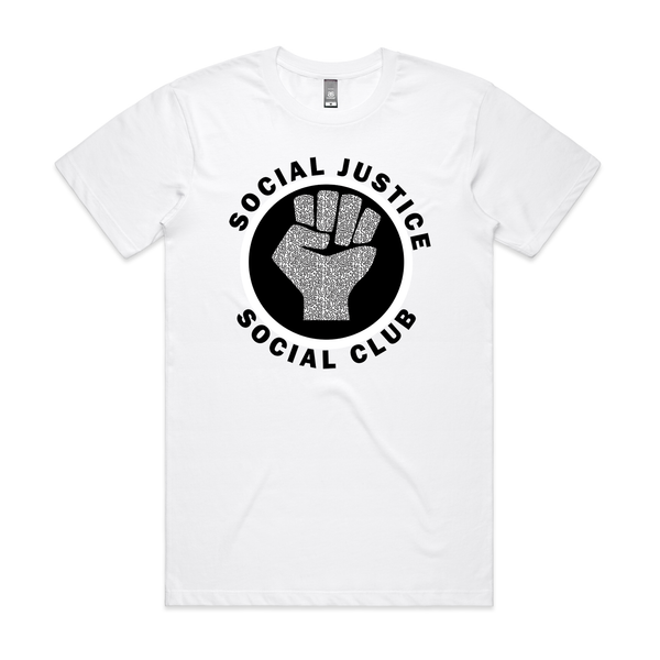 Stand With Us T Shirt - Social Justice Social Club
