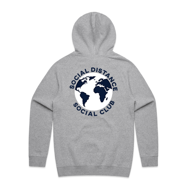 One World One Race Hoodie - Social Justice Social Club