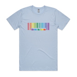 """Love is Love"" T Shirt"