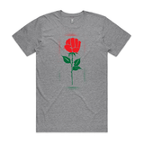 Love is a Rose T Shirt - Social Justice Social Club
