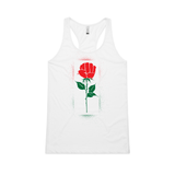 Love is a Rose Racerback Tank - Social Justice Social Club