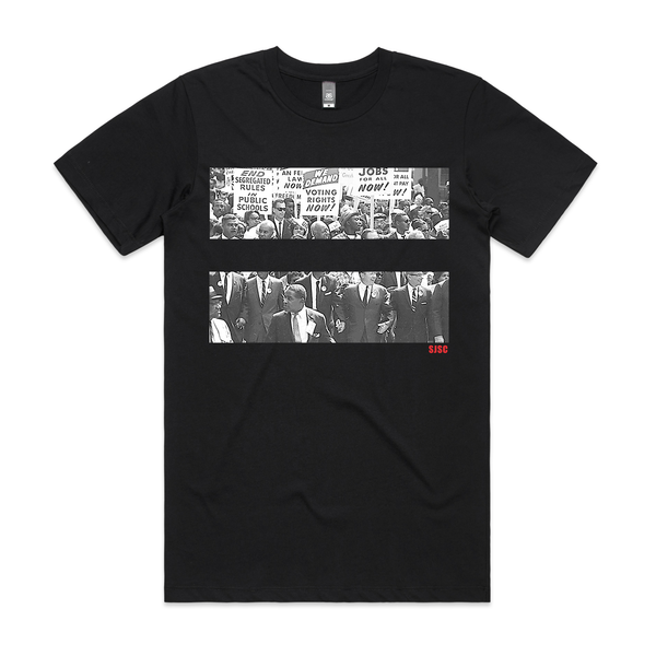 1963 D.C. March T Shirt - Social Justice Social Club