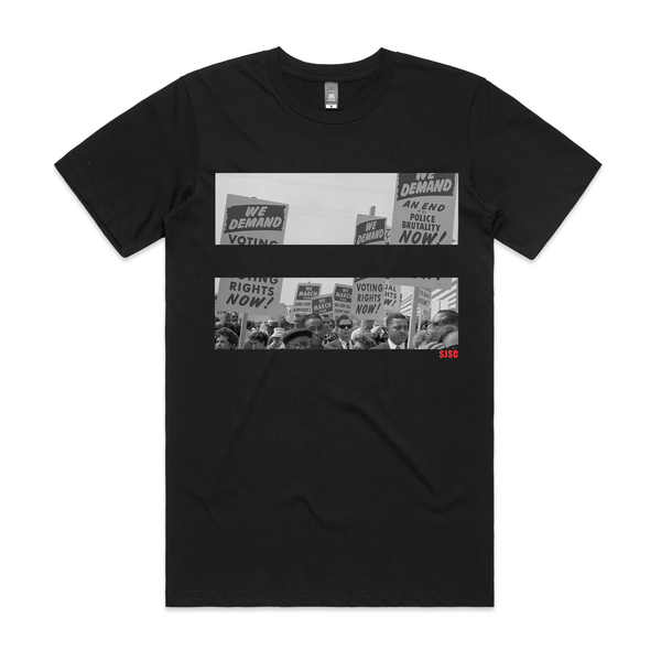 """End Police Brutality""  T Shirt"