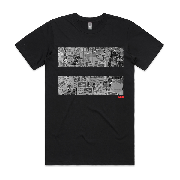 """Protest Signs"" T Shirt"