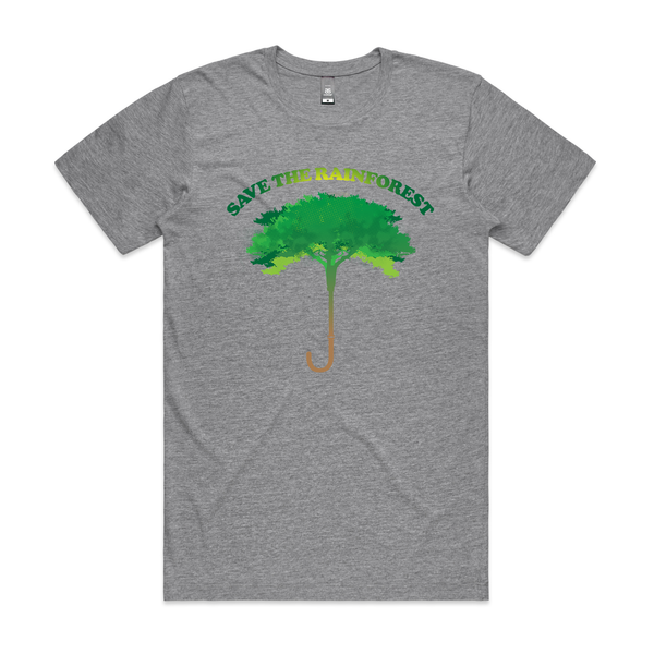 Save the Rainforest T Shirt - Social Justice Social Club