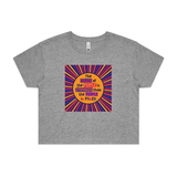 Power of the People Crop T Shirt - Social Justice Social Club