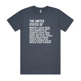 United States of Immigrants T-Shirt - Social Justice Social Club