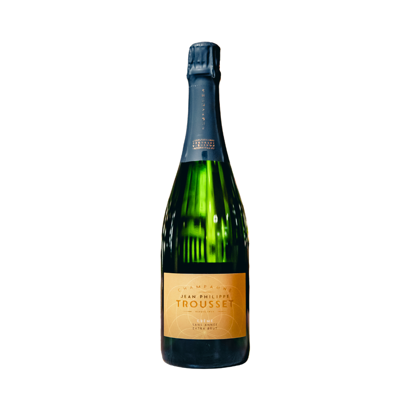 Champagne Jean-Philippe Trousset- Creme Extra Brut