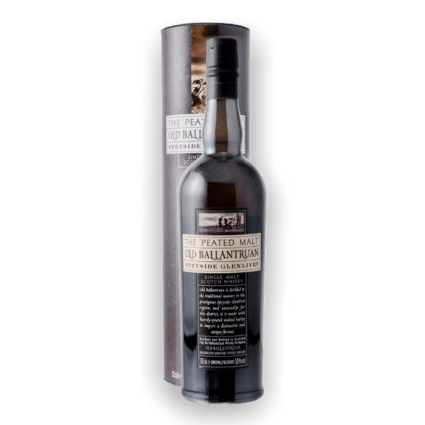 Whisky Old Ballantruan Glenlivet - Peated Single Malt