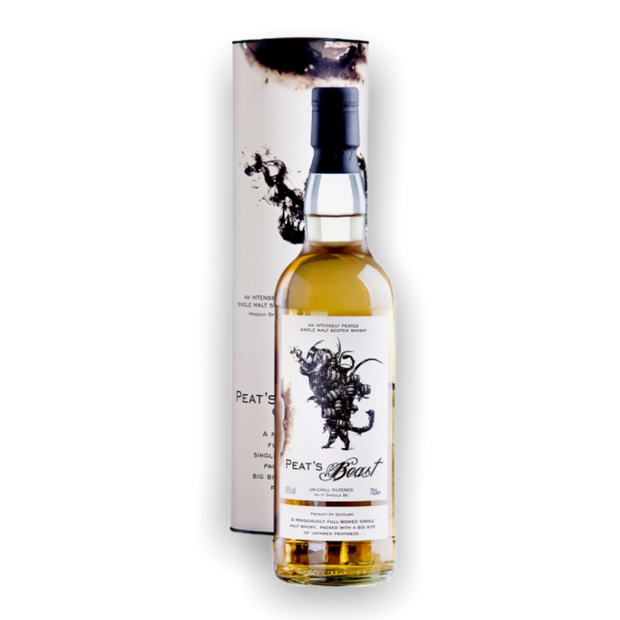 Whisky Peat's Beast - Single Malt