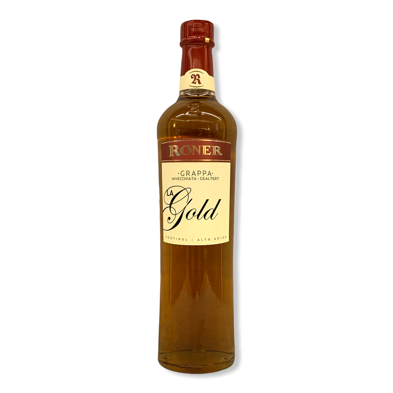 Grappa Roner - La Gold