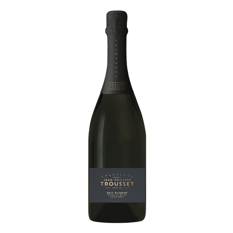 Champagne Jean-Philippe Trousset- Nuit Blanche Extra Brut