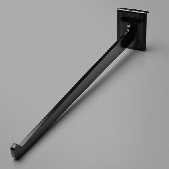 Black Powder Coated Rail Arm